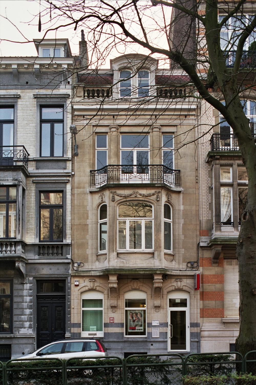 Avenue Louis Lepoutre 68., 2007