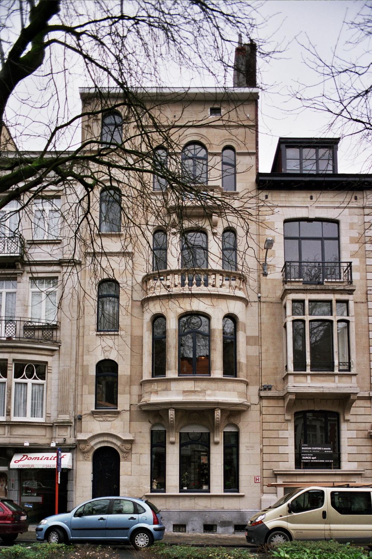 Avenue Louis Lepoutre 83., 2007