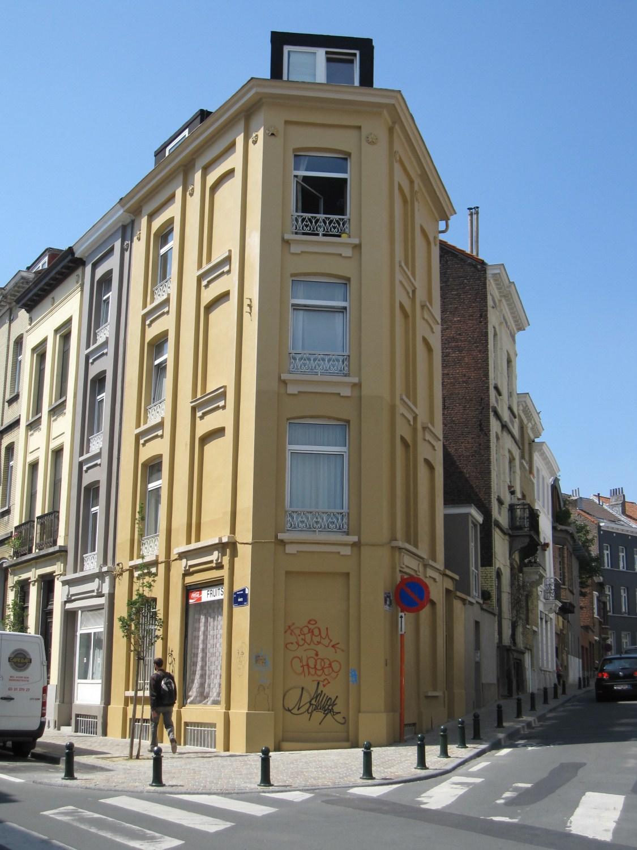 Rue Maes 10 et 12, 2011
