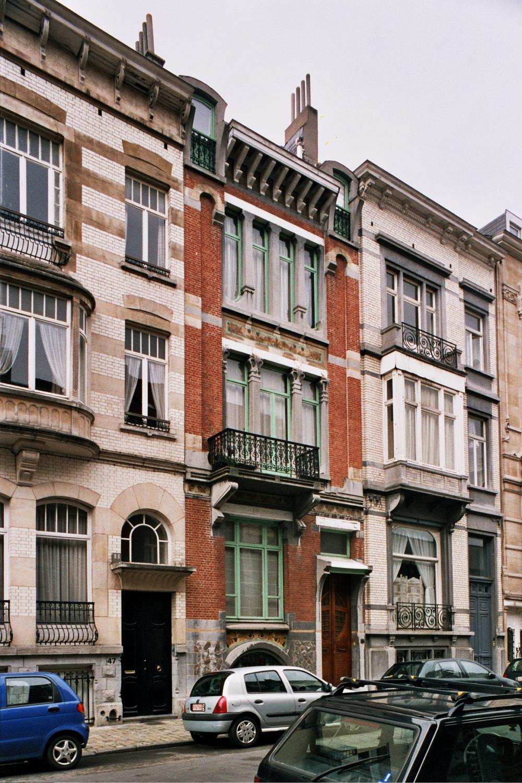 Rue du Magistrat 45., 2005