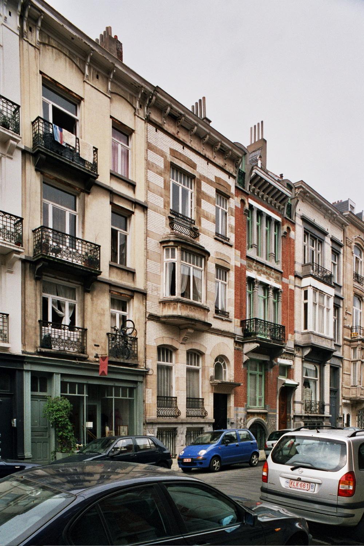 Rue du Magistrat 47., 2005