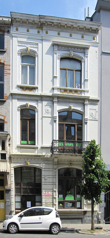 Rue Malibran 45, 2011