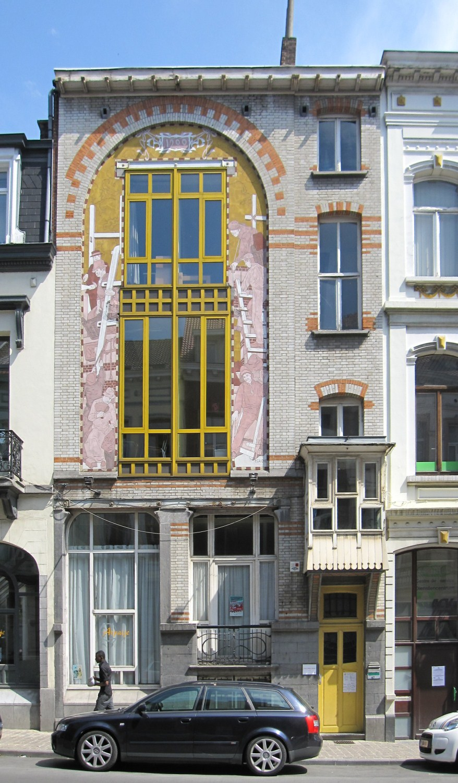 Rue Malibran 47, 2011