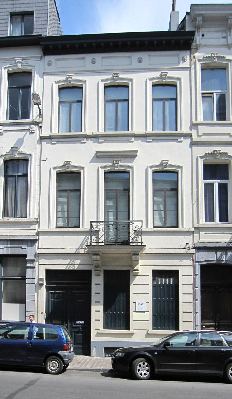 Rue Malibran 75, 2011