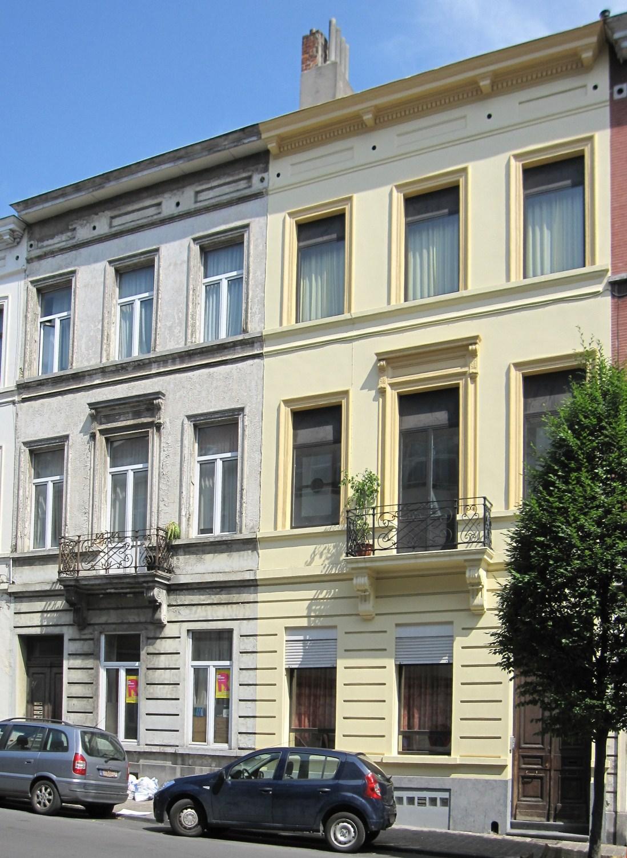 Rue Malibran 119 et 117, 2011