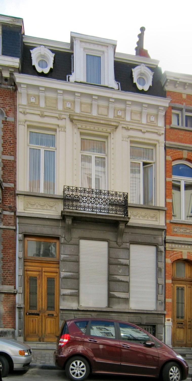 Rue Marie-Henriette 46, 2010