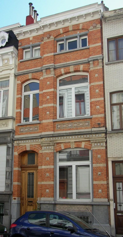 Rue Marie-Henriette 48, 2009