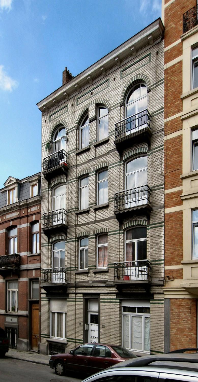 Rue Marie-Henriette 73, 2010
