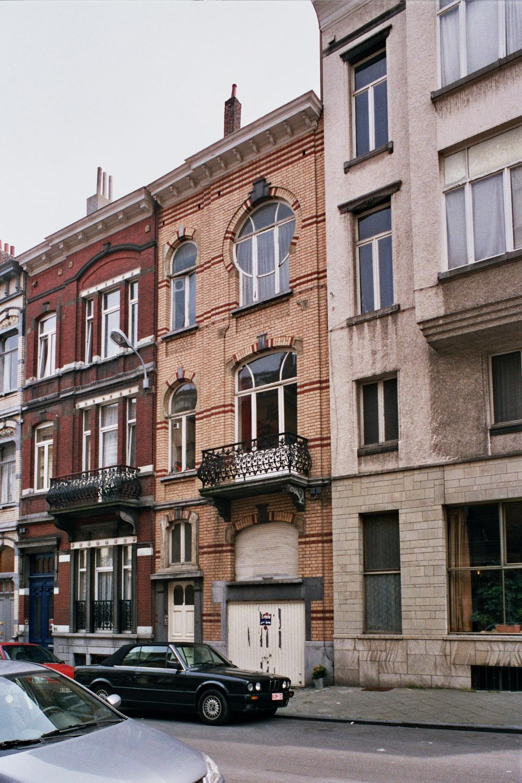 Rue des Mélèzes 96 et 98., 2005