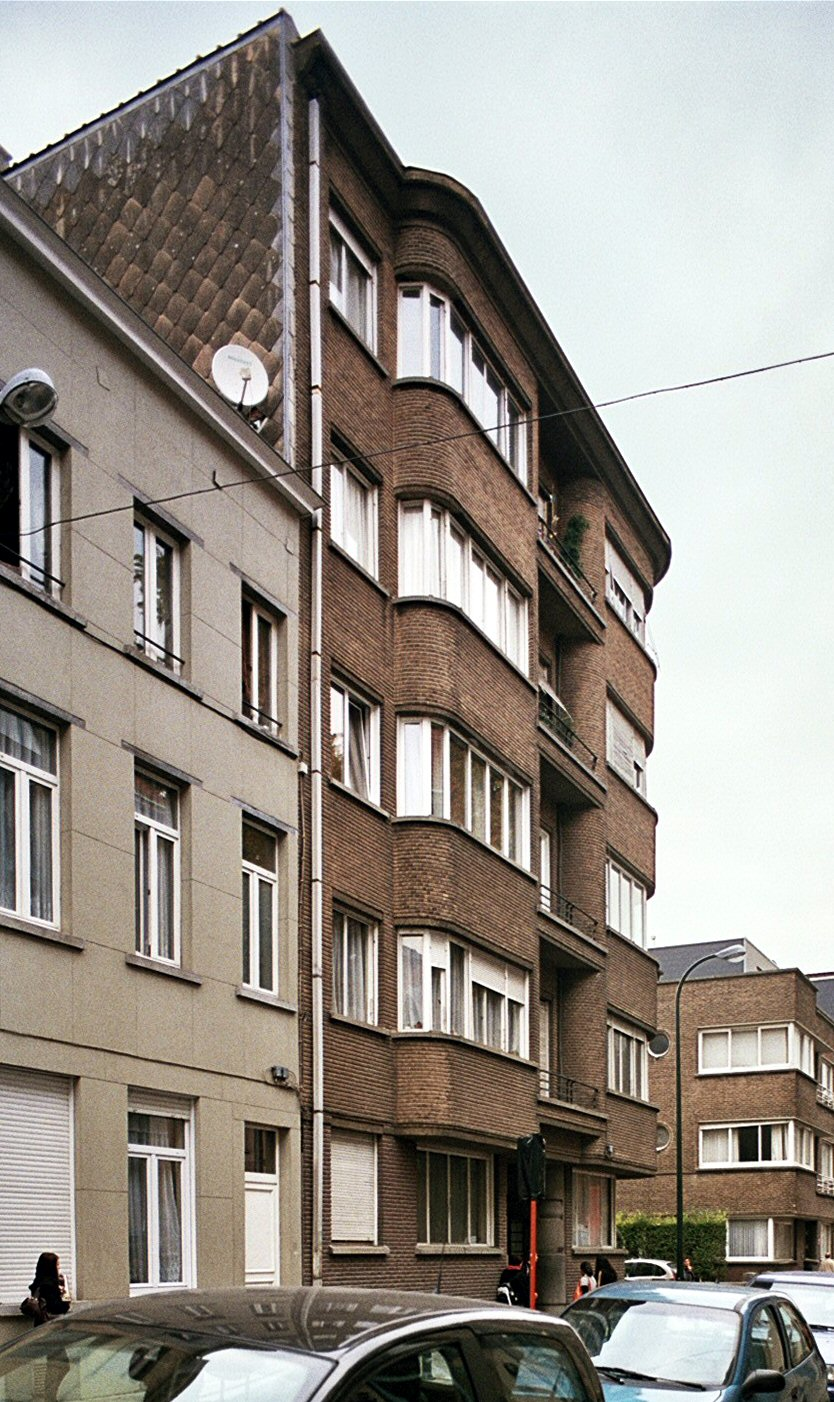 Mercelisstraat 33c., 2009
