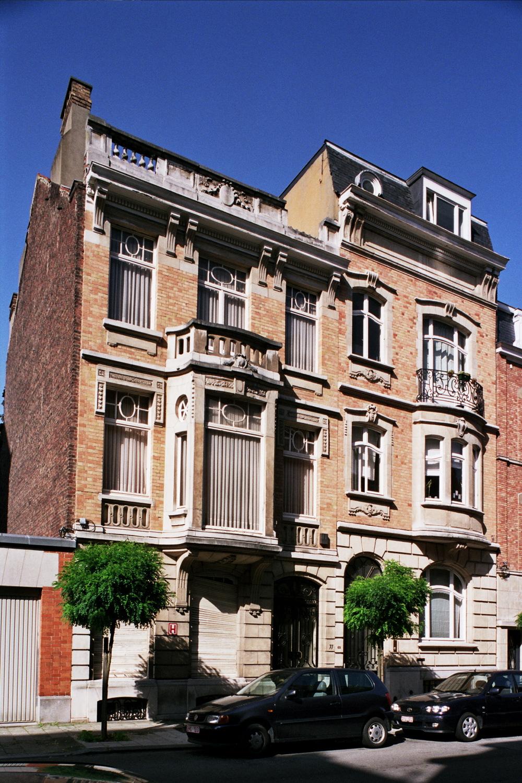 Rue Mignot Delstanche 71 et 69., 2007