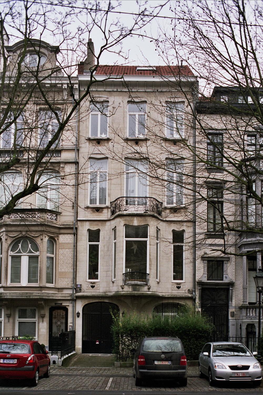 Avenue Molière 134., 2007