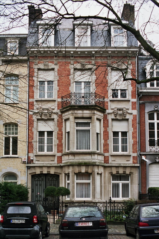 Avenue Molière 140., 2007