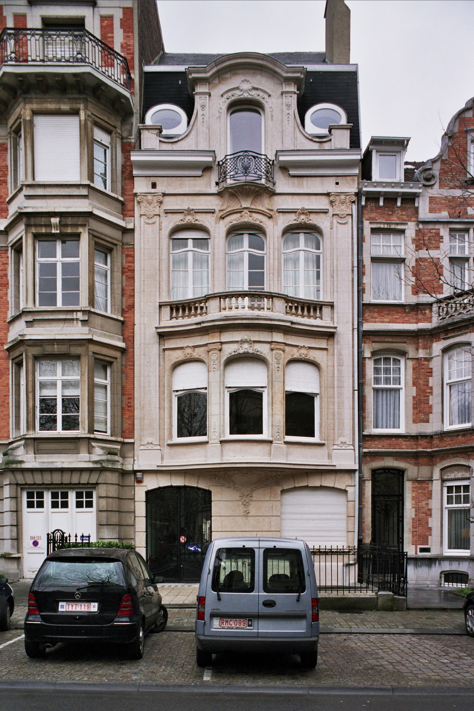 Avenue Molière 224., 2007