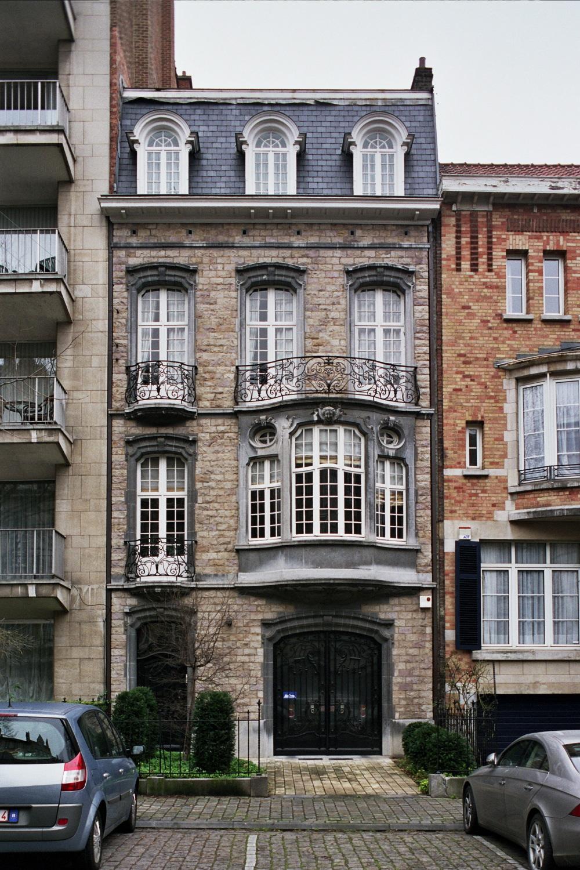 Avenue Molière 240., 2007