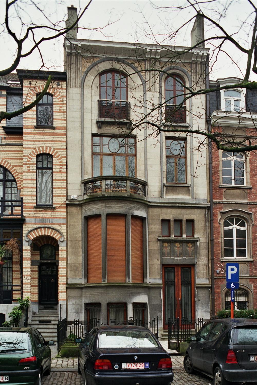 Avenue Molière 241., 2007
