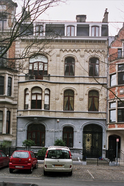 Avenue Molière 265., 2007