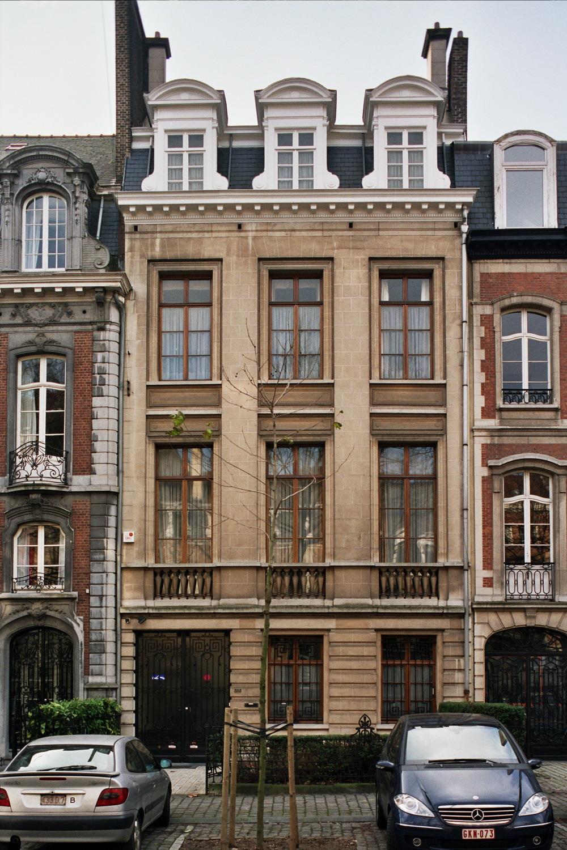 Avenue Molière 303., 2007