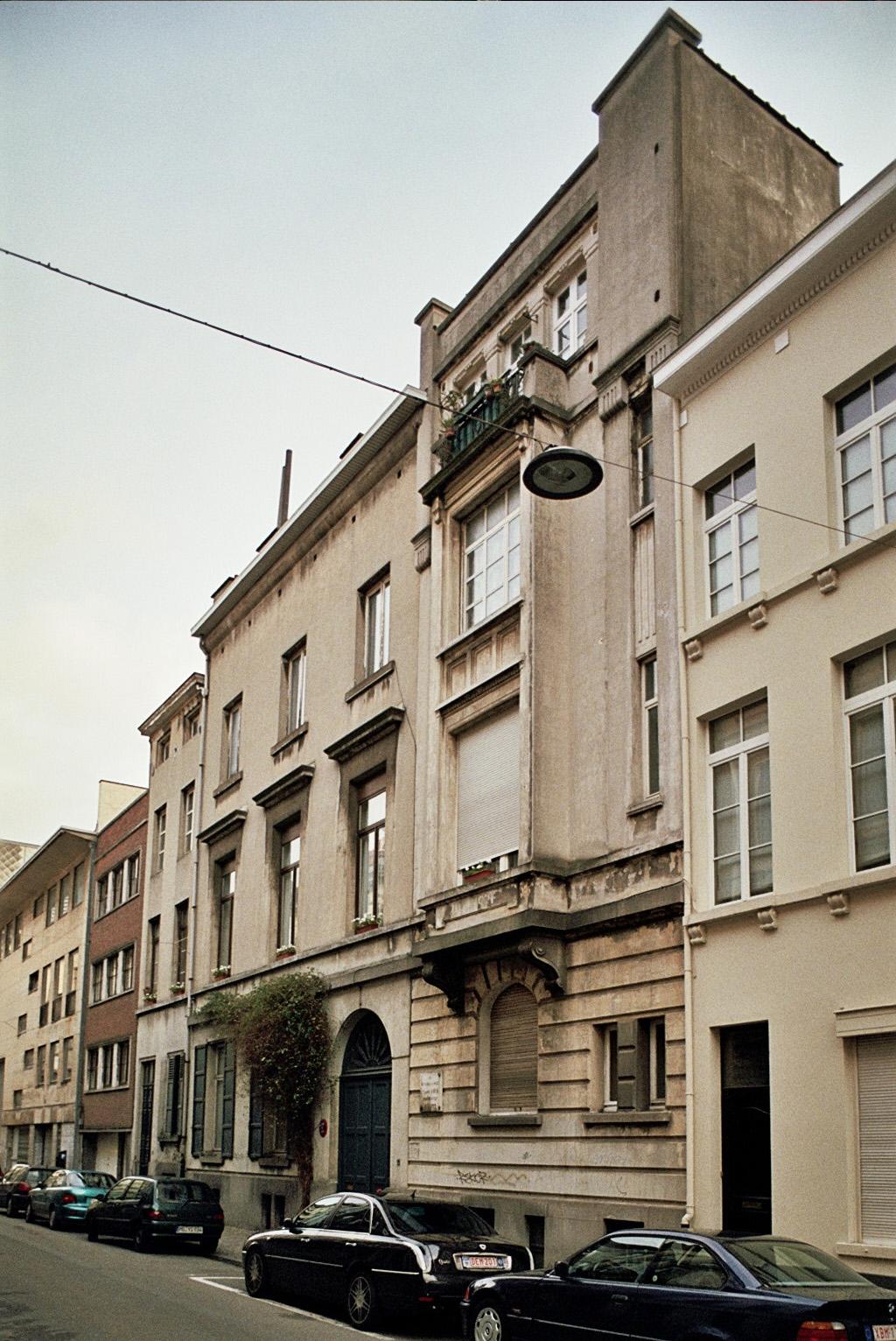 Rue de Naples 17-15., 2009