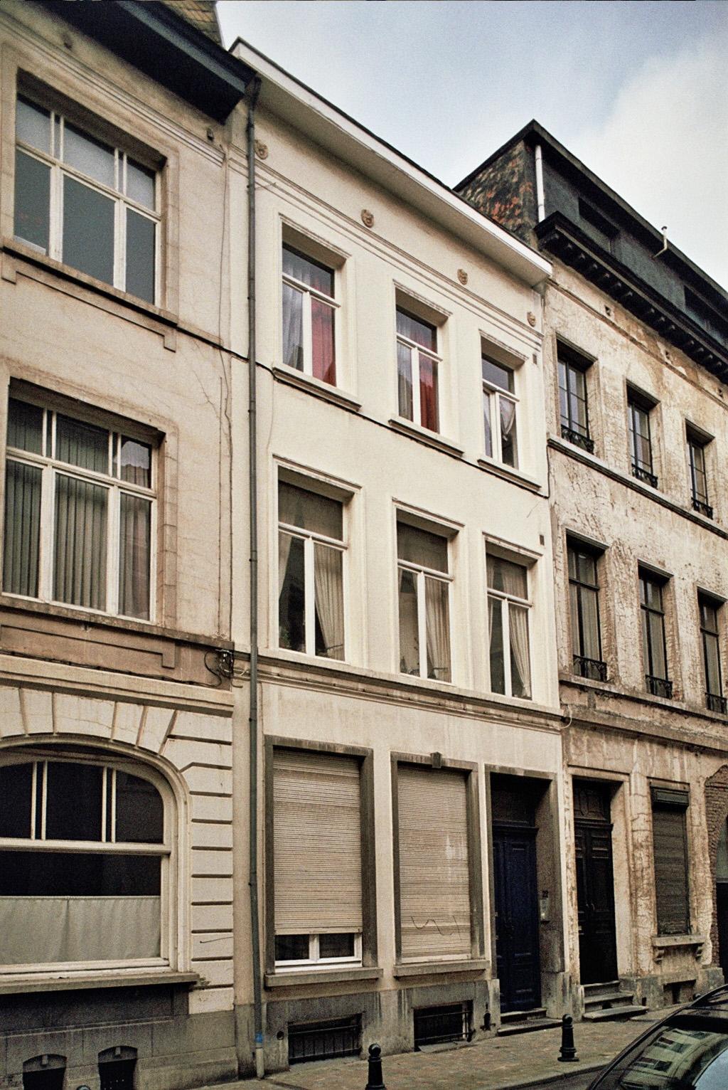 Rue de Naples 22., 2009