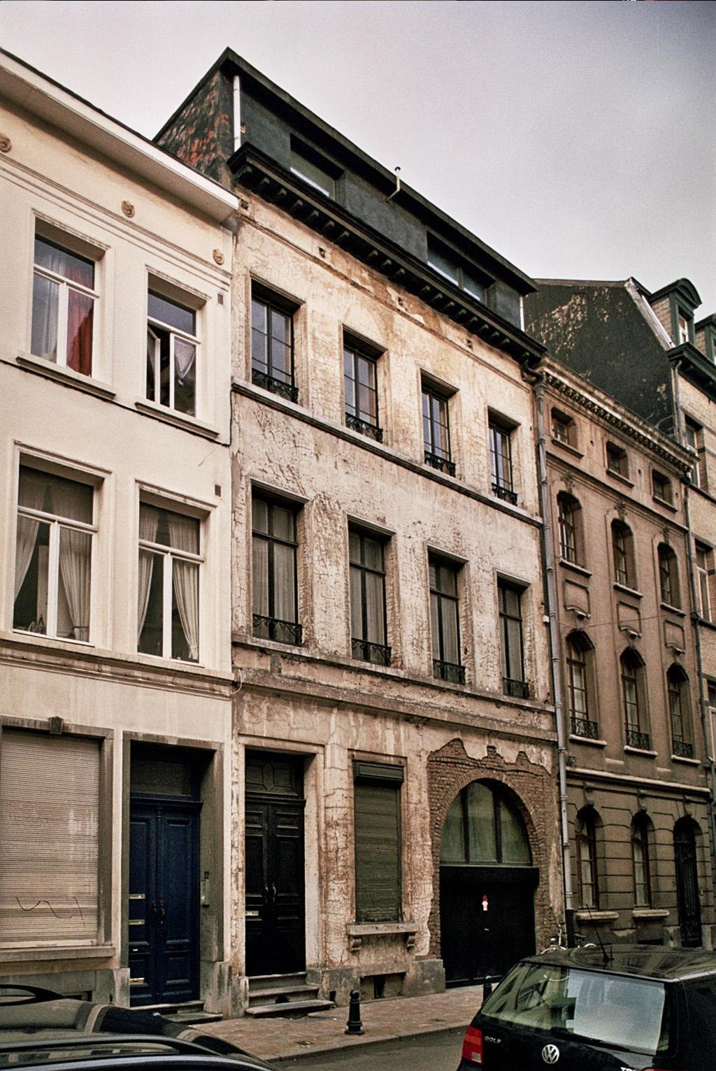 Rue de Naples 24., 2009
