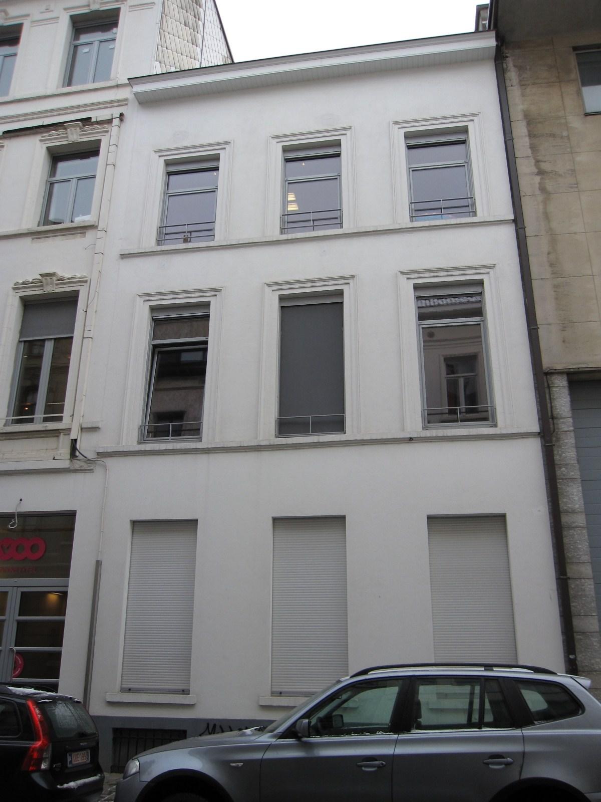 Rue de Naples 27., 2010