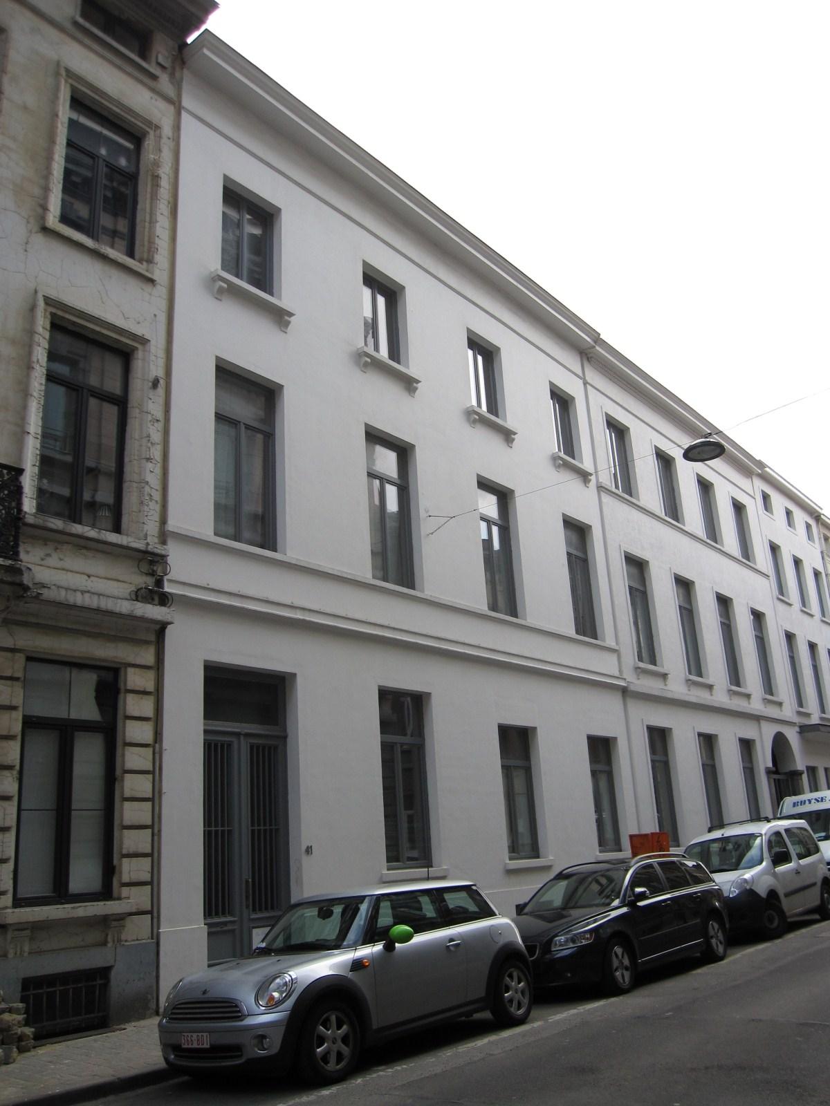 Rue de Naples 41., 2010