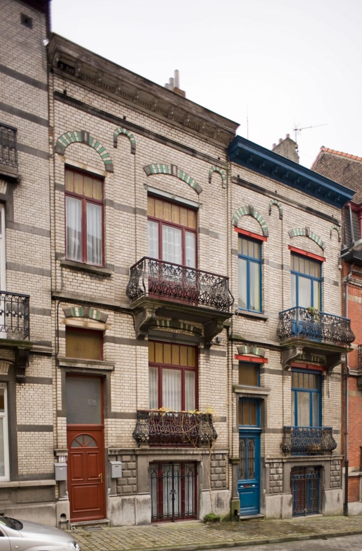 Rue de la Natation 23 et 21, 2012