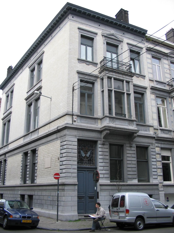 Rue Paul Émile Janson 39., 2006