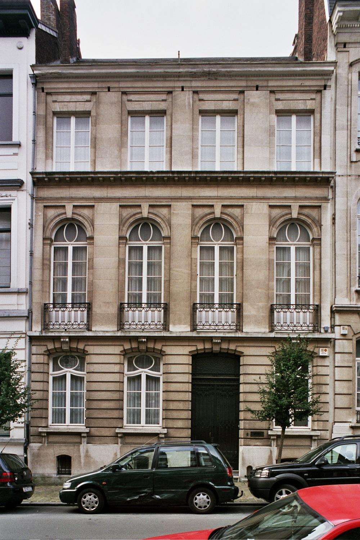 Rue Paul Lauters 6., 2005