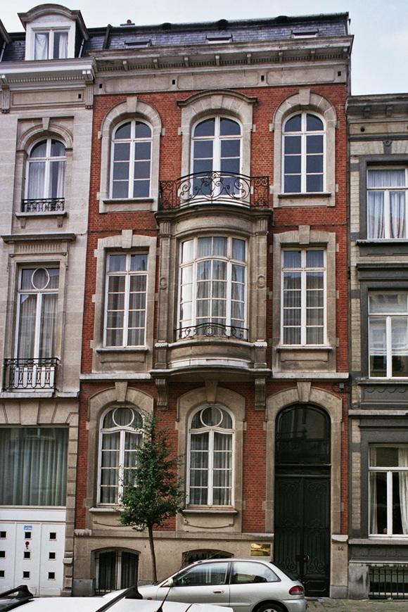 Rue Paul Lauters 14., 2005