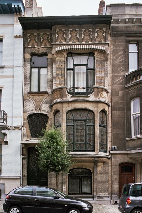 Rue Paul Lauters 47., 2005