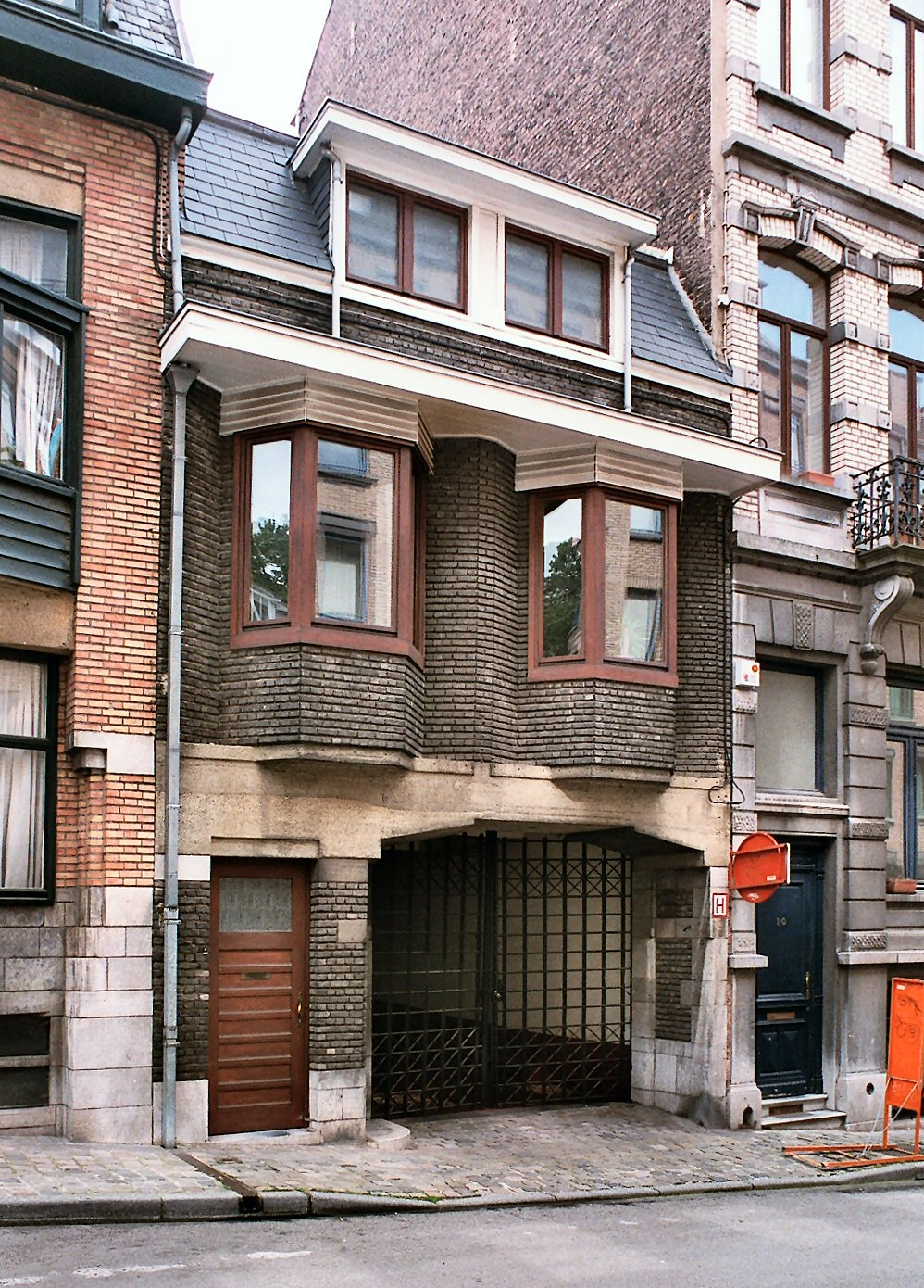 Rue Paul Spaak 8., 2009