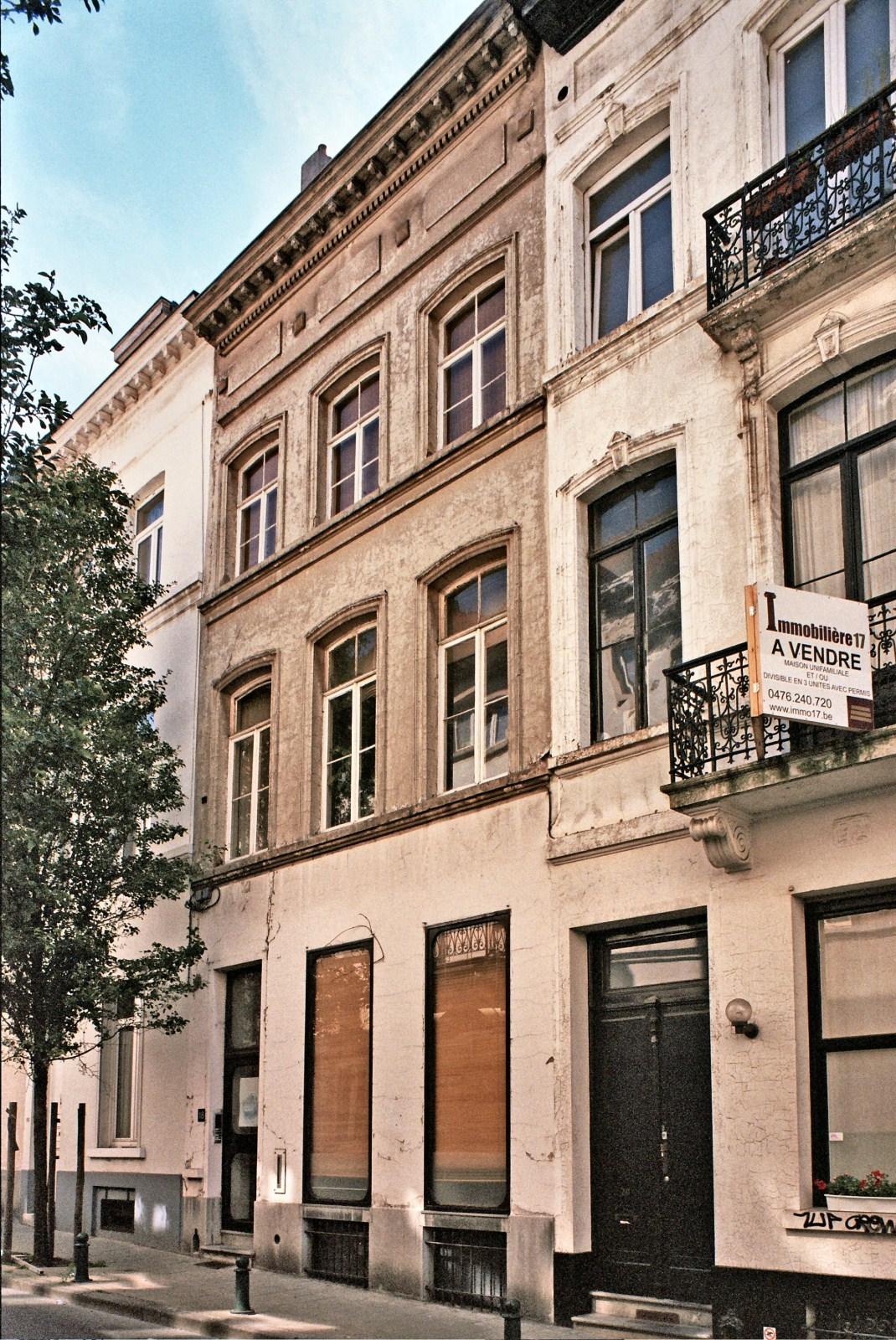 Rue du Président 18., 2009