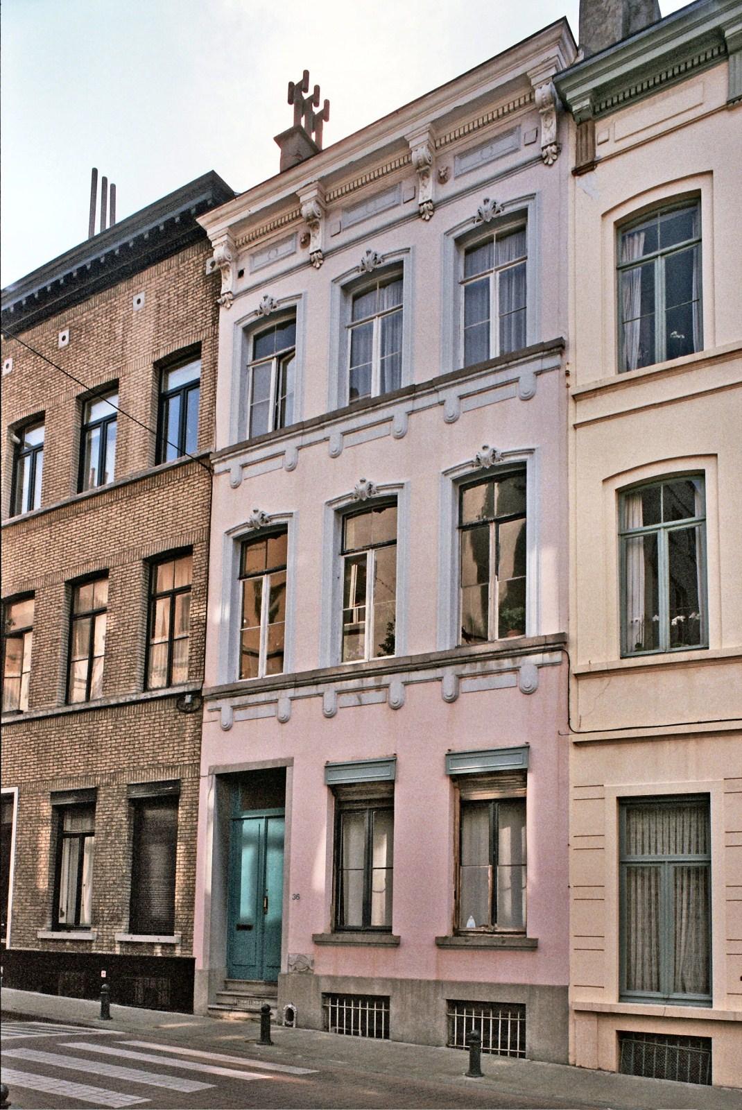 Rue du Président 36., 2009