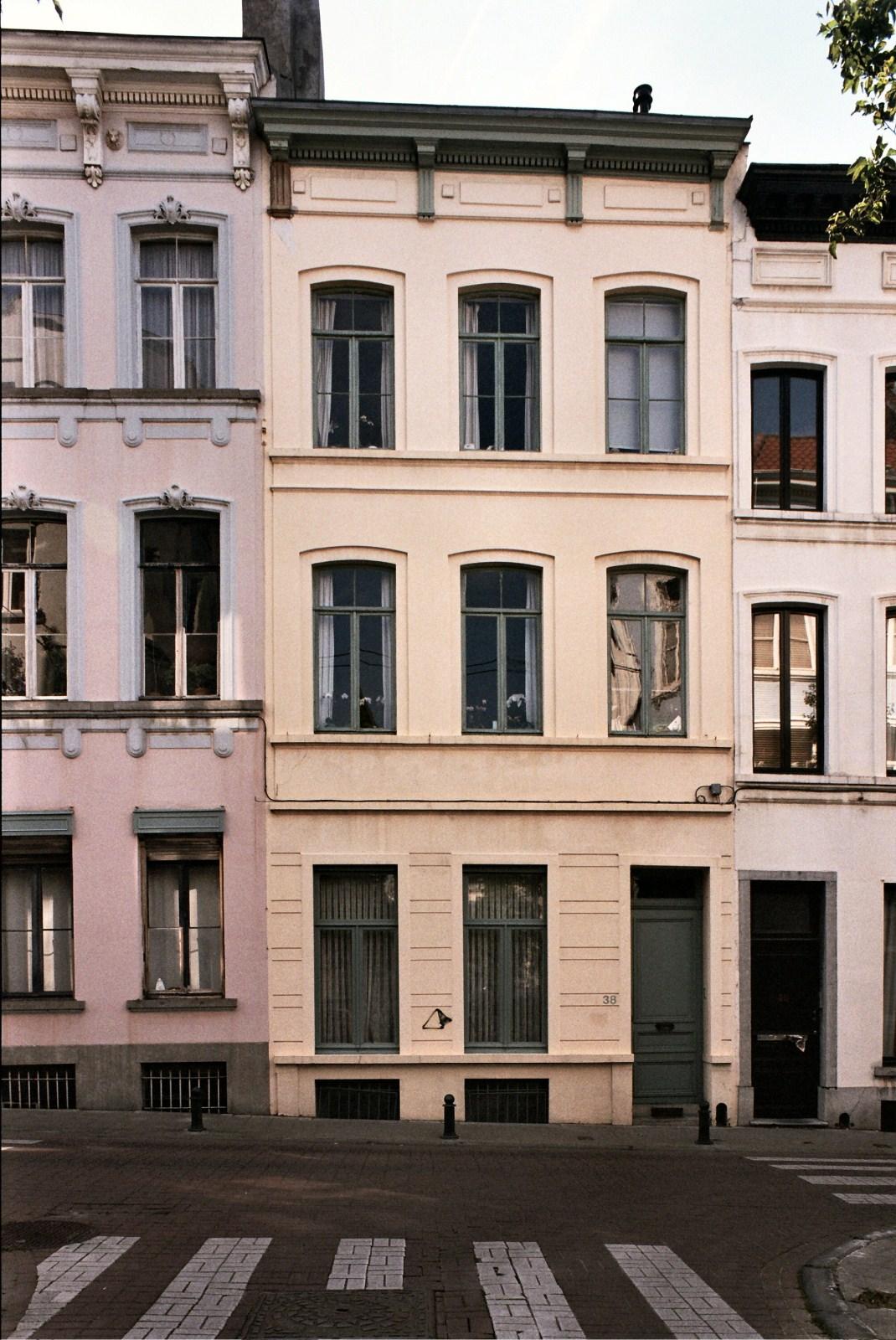 Rue du Président 38., 2009