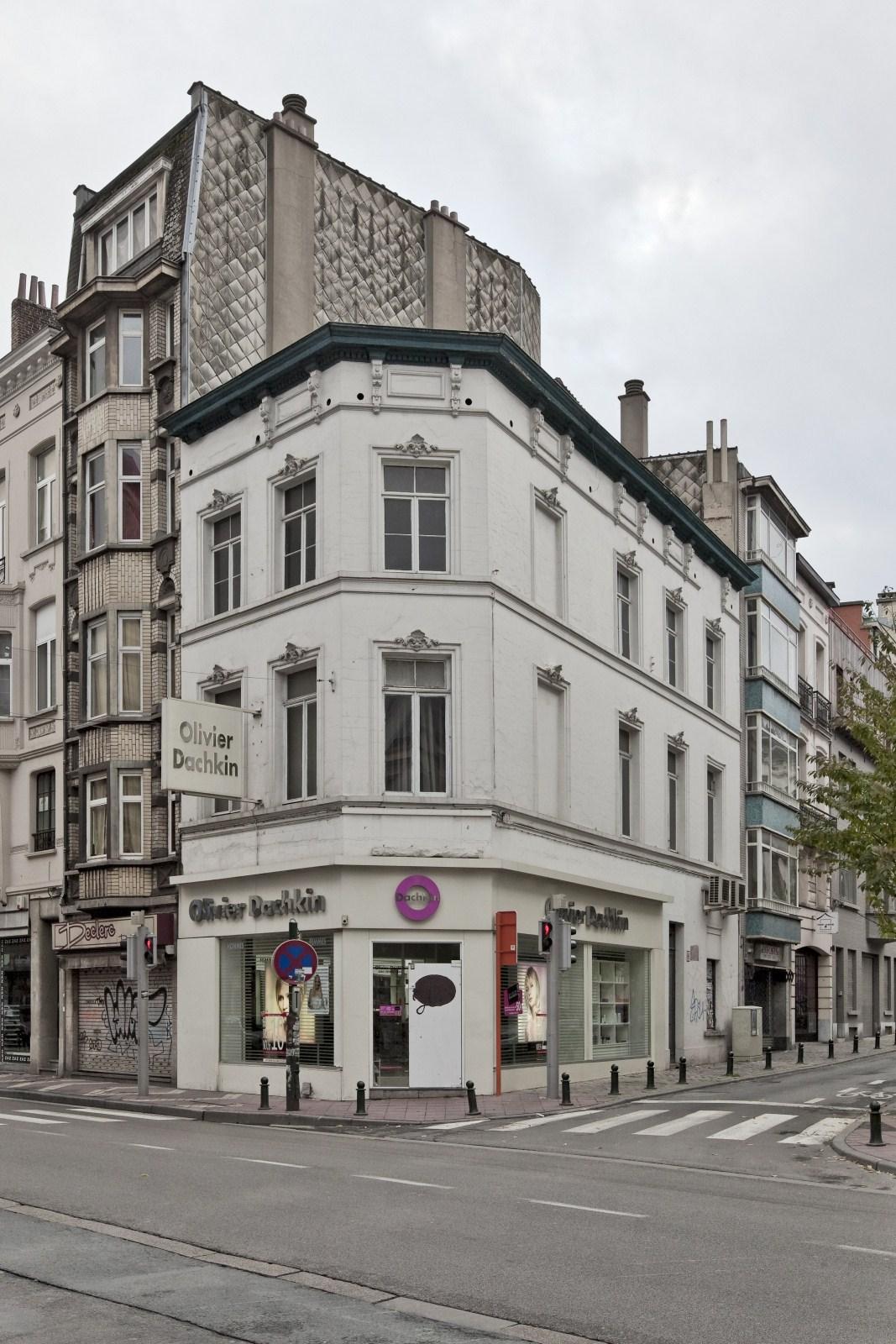 Rue du Prince Royal 2 – 85 chaussée d'Ixelles.© 2009 © bepictures / BRUNETTA V. – EBERLIN M.