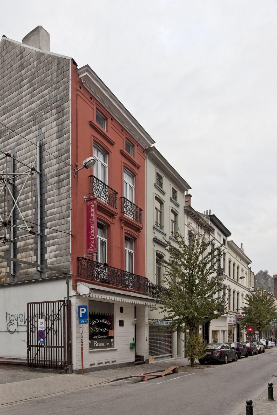 Rue du Prince Royal 11 à 5.© 2009 © bepictures / BRUNETTA V. – EBERLIN M.