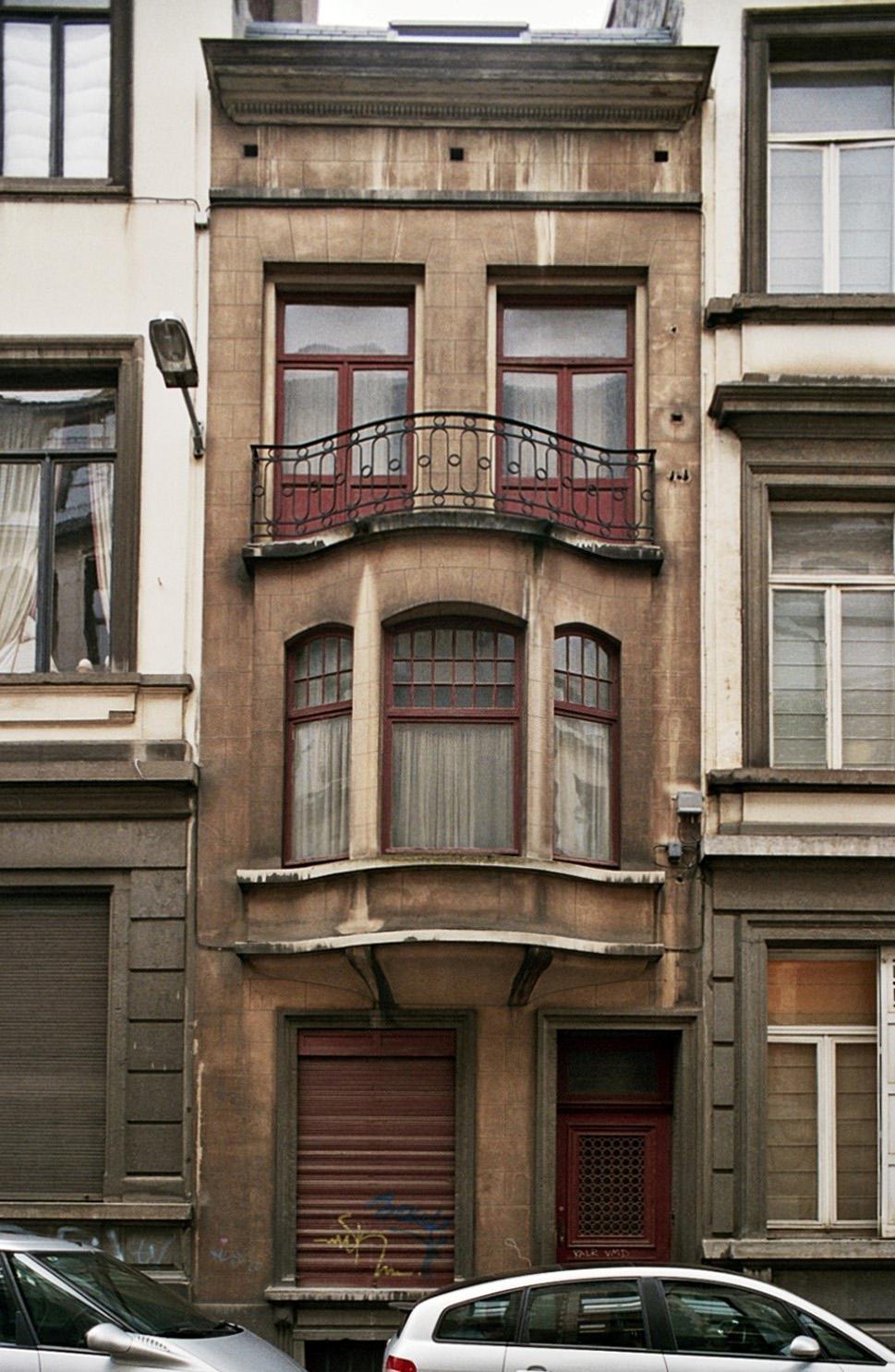Rue du Prince Royal 21., 2009