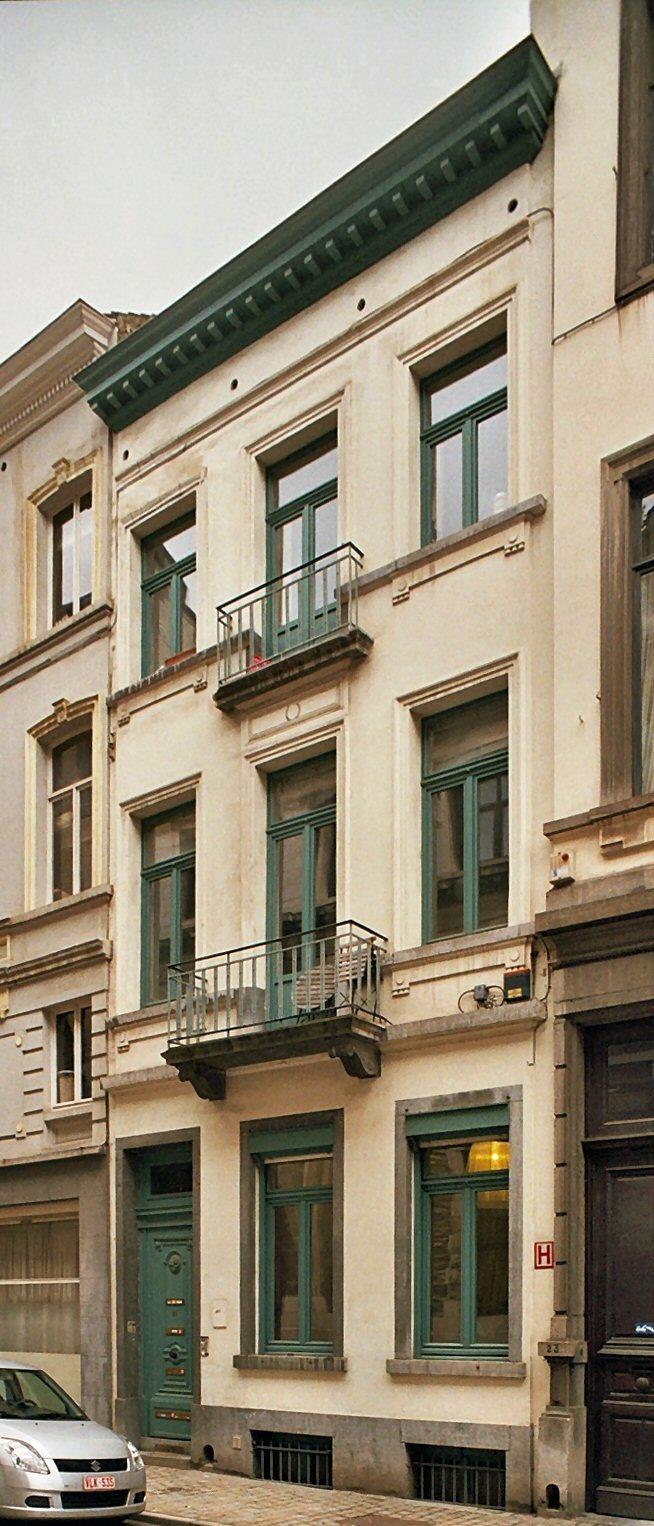 Rue du Prince Royal 25., 2009