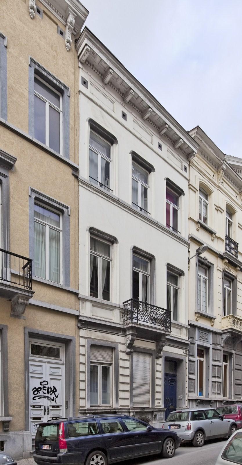 Rue du Prince Royal 89.© 2009 © bepictures / BRUNETTA V. – EBERLIN M.
