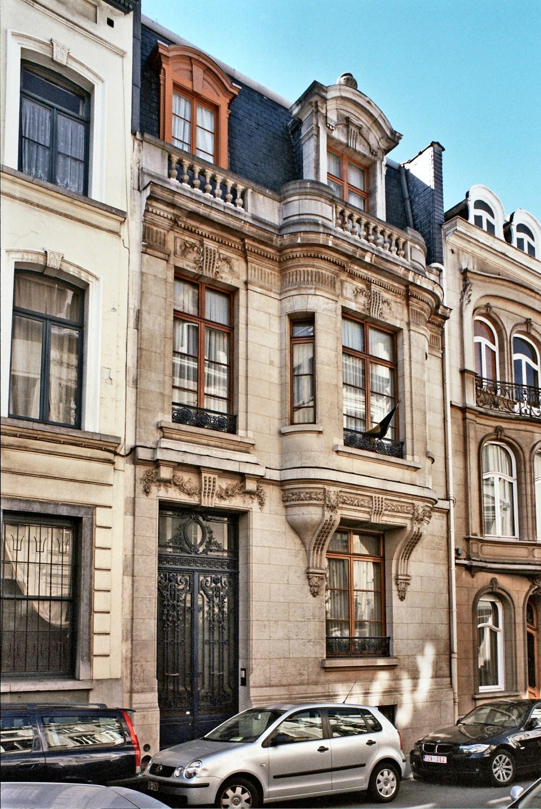 Rue du Prince Royal 92., 2009