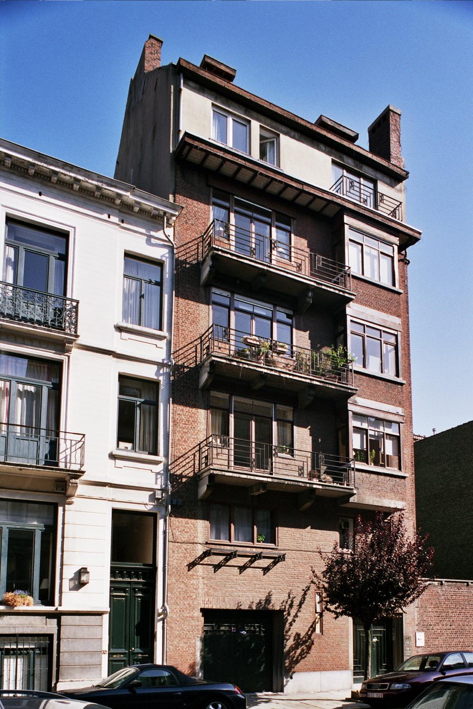 Rue de la Réforme 34-34a., 2006