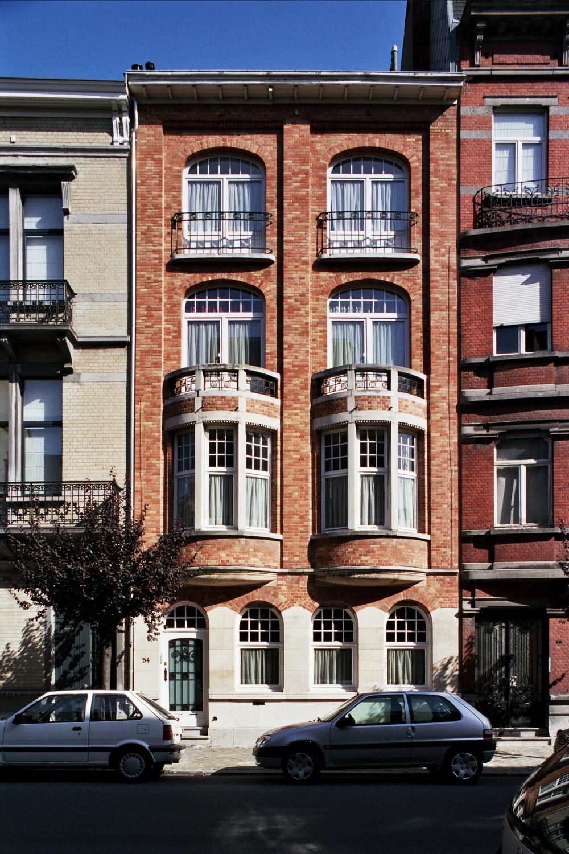 Rue de la Réforme 54., 2006