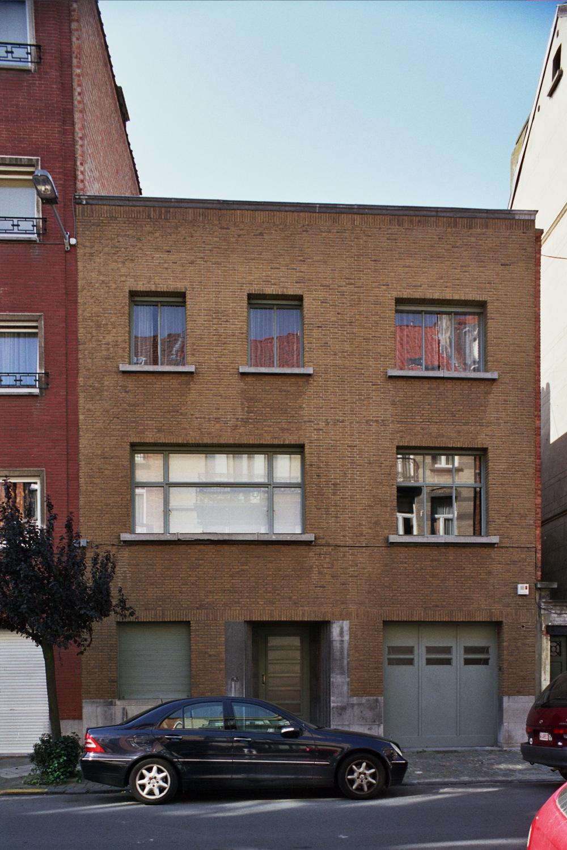 Rue de la Réforme 63., 2006