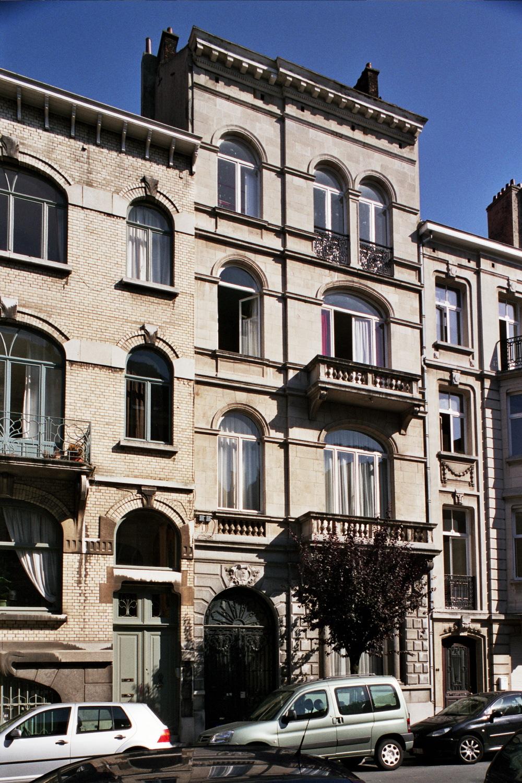 Rue de la Réforme 66., 2006