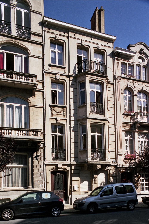 Rue de la Réforme 68., 2006