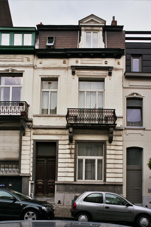 Rue Saint-Georges 73., 2006