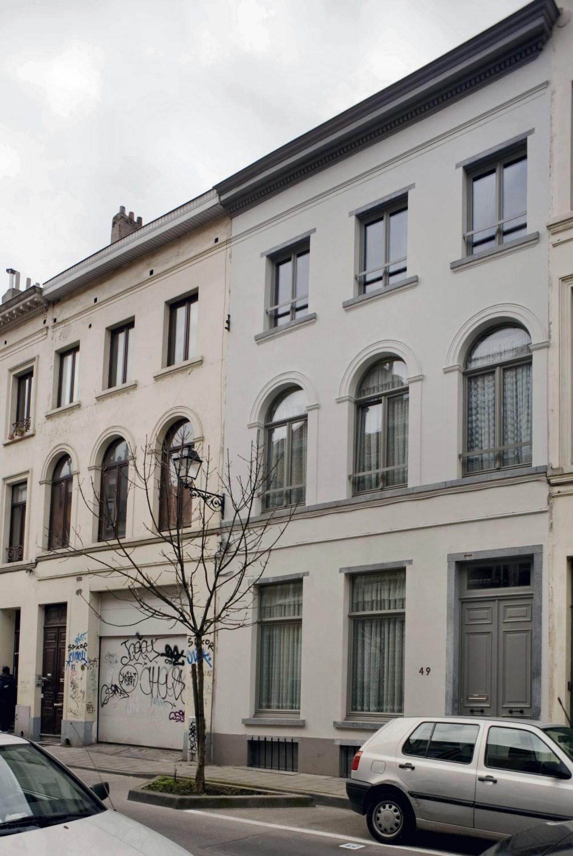 Rue Sans Souci 51 et 49, 2011