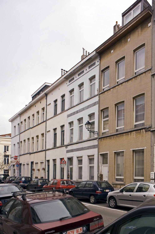 Rue Sans Souci 80 à 90, 2011